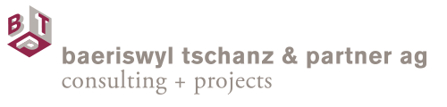 baeriswyl tschanz & partner AG: Projektleitung, Consulting, Business Innovation